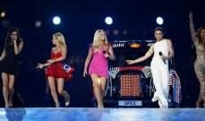 Spice Girls يلهبن ختام الأوليمبياد .. فيكتوريا مثيرة وميل بي تختار زهير مراد