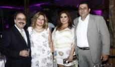 رامي عياش يحتفل بعيد ميلاده مع النجوم .. بالصور