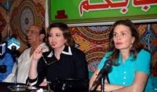 يسرا: الفن المصري أصبح بوضع الهجوم