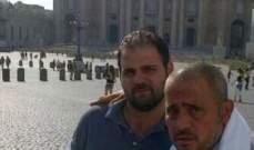 جورج وسوف في ايطاليا لاستكمال علاجه .. بالصور