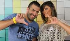 مازن دياب يصرّح: كنت على علاقة بممثلة اردنية .. وما في نصيب