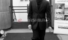 خاص: الممثل شادي حداد في افتتاح مهرجان بروكسل... بالصور