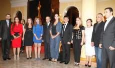 إنطلاق مهرجان بيروت الدولي للتكريم- BIAF- بدورته الثالثة