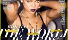 """ريهانا مثيرة بالبكيني على غلاف مجلة """"Billboard"""""""