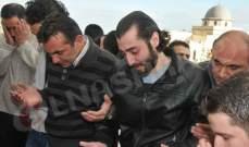 ممثلو سوريا غابوا .. ولم يحضر أكثر من ثلاثة فنانين مراسم العزاء بطلحت حمدي !!