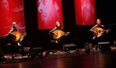 """""""الثلاثي جبران"""" تدخل فلسطين  إلى مسرح الأولمبيا في باريس"""