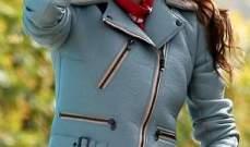 ميراندا كير تنوّع في إستعراض قوامها المثالي في إعلان جديد