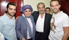 سهير رمزي في موقف محرج.. بسبب بدلة زوجها
