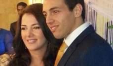بعدما سخر منها..رامي رضوان يجبر معجباً على الاعتذار من زوجته دنيا سمير غانم