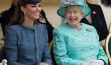 ملكة بريطانيا طلبت من دوقة كيمبريدج وضع مولودها بسرعة