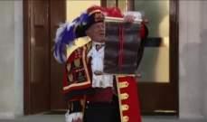 لحظة إعلان ولادة إبن الأمير ويليام وكايت ميديلتون المبهرة..بالفيديو