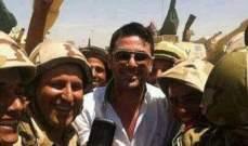 أحمد عز للنشرة: أنا مع الجيش المصري قلباً و قالباً