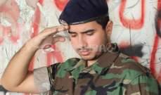 """خاص النشرة- إيلي بيطار يدعم الجيش ويعايده بأغنية """"يا جيش"""""""