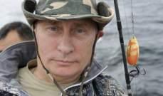 فلاديمير بوتين أقوى رجل في العالم وأوباما الثالث