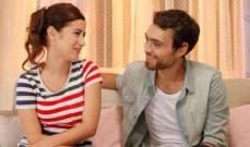 التركية فريحة في جلسة تصوير مبهرة مع حبيبها الجديد