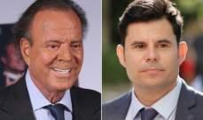 المحكمة الاسبانية تثبت أبوة خوليو إغليسياس لرجل يبلغ 43 عاماً