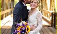 كيلي كلاركسون تعلن انها تزوجت في أروع مكان في العالم .. بالصور
