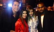خطوبة كيم كارداشيان صوّرت لتعرض في Keeping Up With The Kardashians