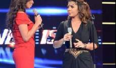 The Winner Is:اصالة تطرب المسرح بغنائها.. ورامي من لبنان يكسر قلبها