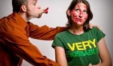 روسيا تمنع القبلات والأحضان