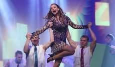 """كارول سماحة تكشف عن كواليس """"السيّدة"""" وتطّل في """"Dancing with the stars"""""""
