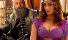 عارضة حسناء تنضم إلى مسلسل حريم السلطان