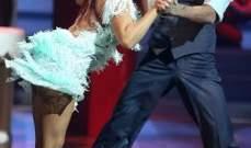 ألين خلف رقصت الـChacha للمرّة الأخيرة ومايا نعمة بالصدارة