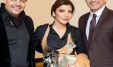 أصالة تُعبّر عن سعادتها لظهور باسم يوسف في برنامجها