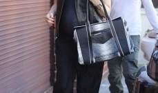 غوين ستيفاني حامل بصبي ثالث