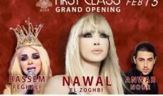 نوال الزغبي تلتقي جمهور عيد الحب في لبنان