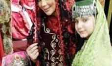 إلهام الفضالة تقضي إجازتها مع عائلتها في تركيا