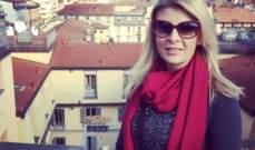 داليا داغر تطلق تحية للجيش اللبناني من قلب بيروت