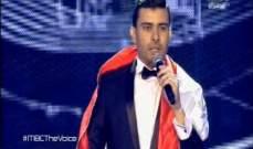المشترك العراقي ستار سعد نجم the voice 2
