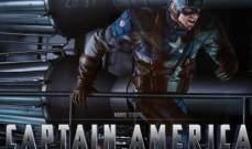 """""""كابتن أميركا"""" يتصدر لائحة إيرادات السينما الأميركية"""
