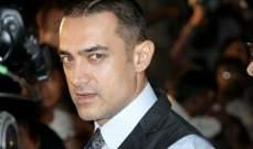 عامر خان يثير ضجة بإنفصاله عن زوجته