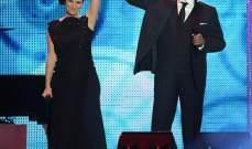 أندريا بوتشيلي في أداء مبهر لـVive Ya مع لورا باوزيني ..بالفيديو