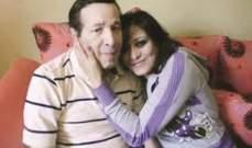 إبنة سعيد صالح تمنع زوجته من دخول العزاء والأخيرة تستقبل التعازي بالخارج