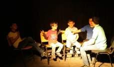 مسرح إسطنبولي ينظم يوماً مسرحياً للأطفال في صور