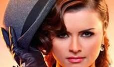 نور اللبنانية بطلة مسلسل أشرف عبد الباقي