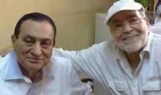 حسن يوسف يتعرض للإنتقادات بعد لقائه حسني مبارك