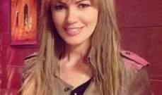دارين حمزة تنشر صورة لها من خان الخليل