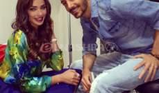 داليدا خليل ووسام هلال يجتمعان في دبي .. وصور من الكواليس
