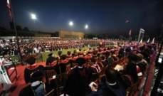 الجامعة الأميركية في بيروت تمنح الدكتوراه الفخرية لثلاثة متميزين