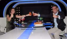 ريما كركي ومصباح الأحدب يتصالحان على الهواء..بالصور