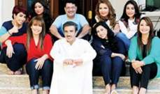 """سحر حسين مديرة أعمال حسين المنصور في """"منطقة محرمة"""""""