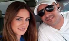رشا الخطيب تترك المستقبل وتتجه الى مصر لملاقاة محمد رجب