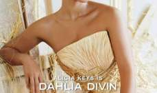 أليشيا كيز مليئة بالأنوثة والجمال في إعلان عطر Givenchy  الجديد