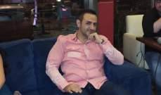 باسل عيد يُحضّر لأعمال جديدة ويستعد لجولته الأميركية