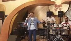 باسل عيد يتحدّى الظروف الامنية ويطلّ من طرابلس