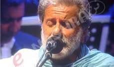 مارسيل خليفة ينتهي من البروفة النهائية لحفله في مهرجان الموسيقى العربية